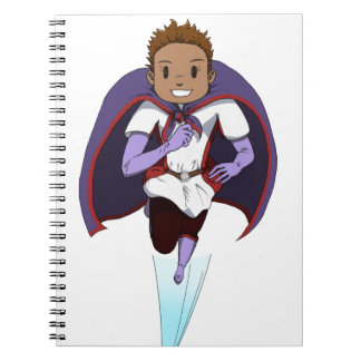 Awesome Girl Spiral Notebooks