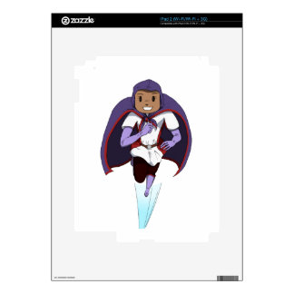 Awesome Girl Decals For iPad 2