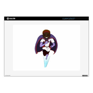"""Awesome Girl 15"""" Laptop Decal"""