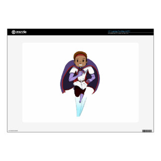 """Awesome Girl 15"""" Laptop Decals"""