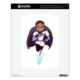 Awesome Girl Skins For NOOK