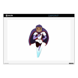 """Awesome Girl Decal For 17"""" Laptop"""