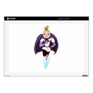 Awesome Girl Decal For Laptop