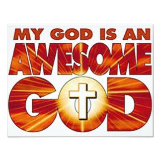 awesome GOD Card