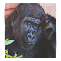 awesome gorilla 1215P Bandana