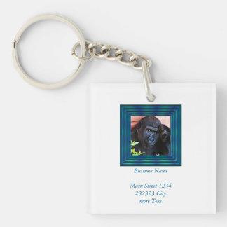 awesome gorilla 1215P Keychain