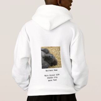 awesome Gorilla Hoodie