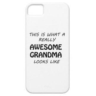 Awesome Grandma iPhone SE/5/5s Case