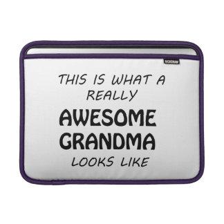 Awesome Grandma MacBook Air Sleeve