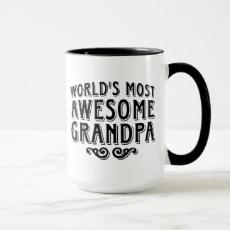 Awesome Grandpa Mug