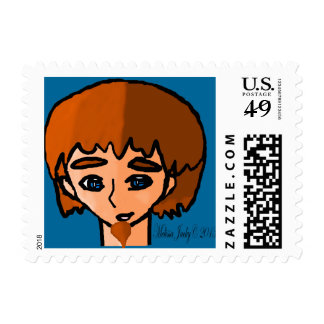 Awesome Guy Postage