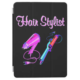 AWESOME HAIR STYLIST TEES AND GIFTS iPad AIR COVER