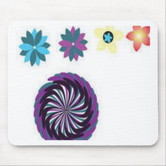 Awesome hawaiin air design mouse pad