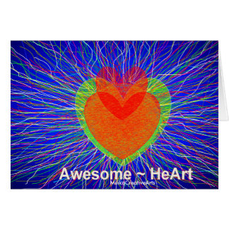 Awesome HeArt Card