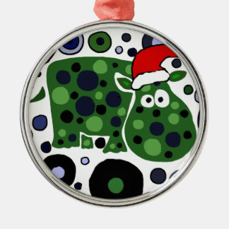 Hippo Ornaments & Keepsake Ornaments | Zazzle