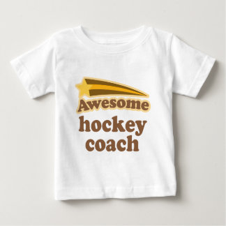 Awesome Hockey Coach Gift Baby T-Shirt