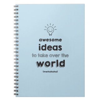 Awesome Ideas Notebook