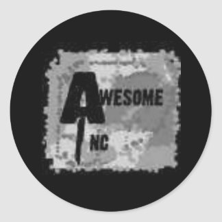 Awesome Inc Stickers