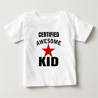 Awesome Kid Baby T-Shirt