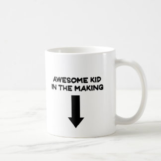 AWESOME KID IN THE MAKING.png Coffee Mug