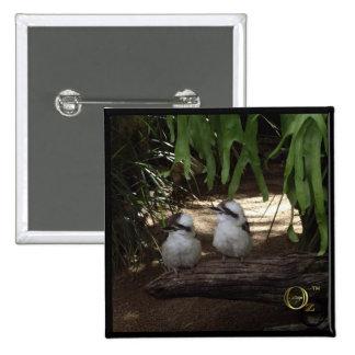 Awesome Kookaburras Pinback Buttons