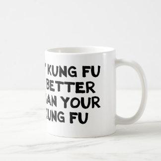 Awesome Kung Fu Mug