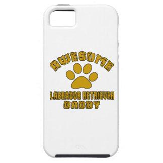 AWESOME LABRADOR RETRIEVER DADDY iPhone SE/5/5s CASE