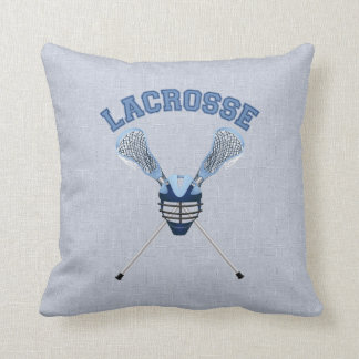 Awesome Lacrosse Tees and Gifts Pillows
