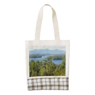 Awesome Lake winnipesaukee View Zazzle HEART Tote Bag