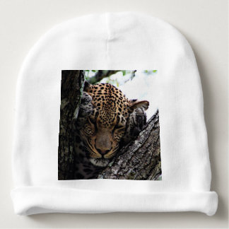 Awesome Leopard Baby Beanie