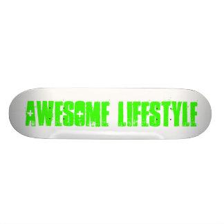 Awesome Lifestyle Skateboard