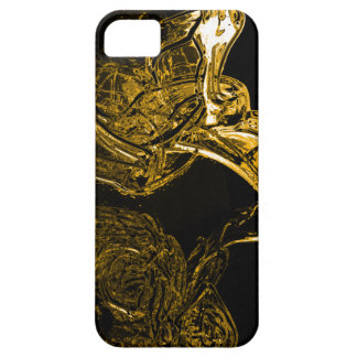 Awesome Liquid Gold iPhone 5 Covers