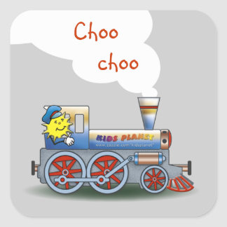Awesome Locomotive - Sticker