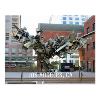 Awesome Los Angeles Postcard! Postcard