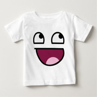Awesome Lulz Smiley Face Baby T-Shirt