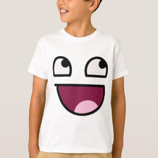 Awesome Lulz Smiley Face T-Shirt