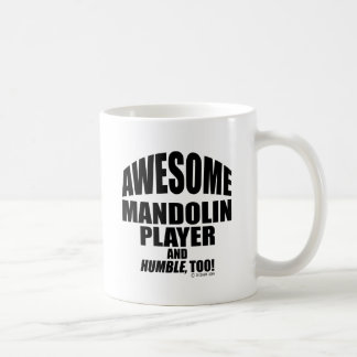 Awesome Mandolin Player Mugs