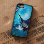 Awesome marlin with bubbles tough xtreme iPhone 6 case