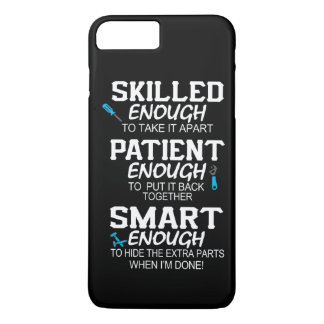 Awesome Mechanic iPhone 7 Plus Case