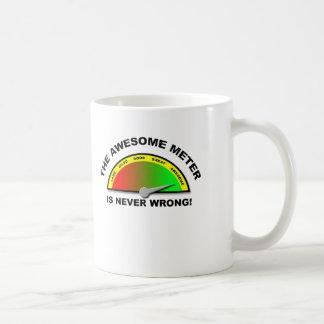 Awesome Meter Funny Mug