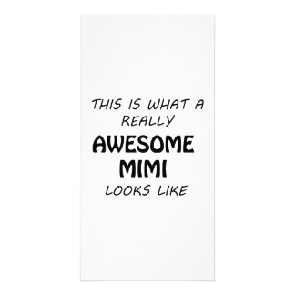Awesome Mimi Card