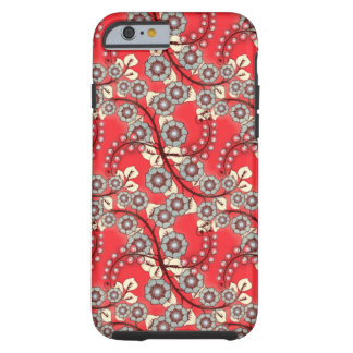 Awesome Miraculous Lively Placid Tough iPhone 6 Case