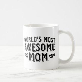 Awesome Mom Coffee Mug