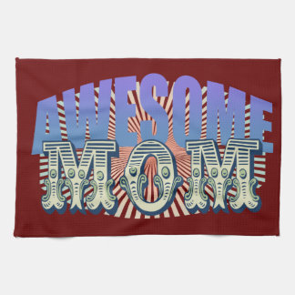 Awesome Mom Kitchen Towels