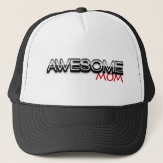 Awesome Mom, Mothers Day, no.1 mom Trucker Hat