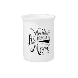 Awesome Mom Pitcher