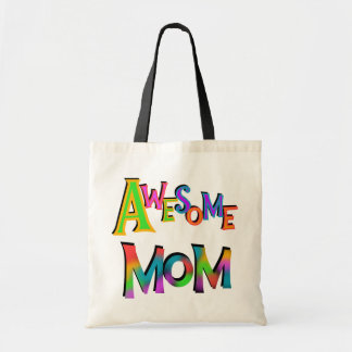 Awesome Mom T-shirts and Gifts Tote Bag