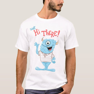 Awesome Monster tee