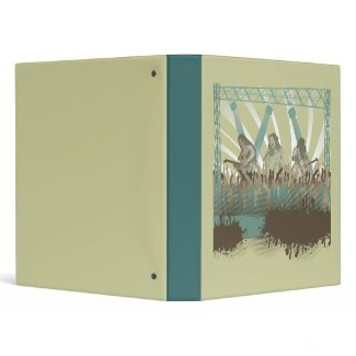 awesome music concert binder