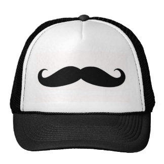 awesome mustache hat